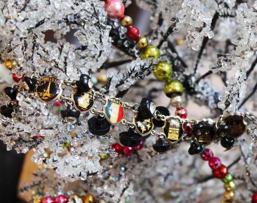 Antique Paris Souvenir Bracelet Gorgeous-