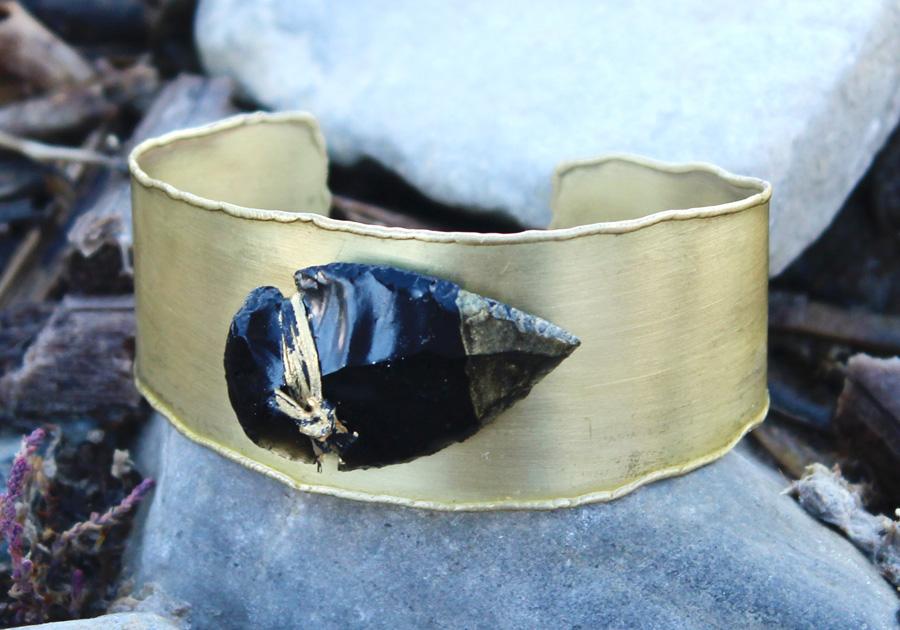 Rock Cystal Quartz Bracelet-Rock It Gypsy Designs-