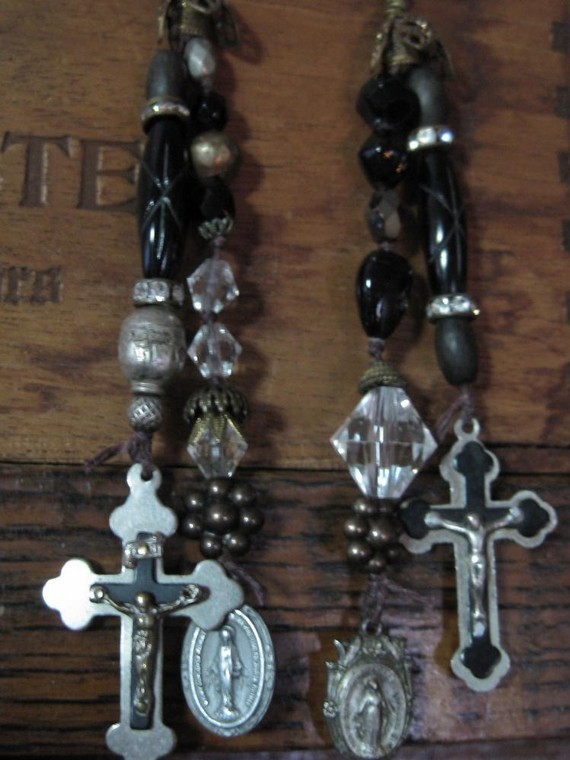 Religious Relics & Rhinestones-