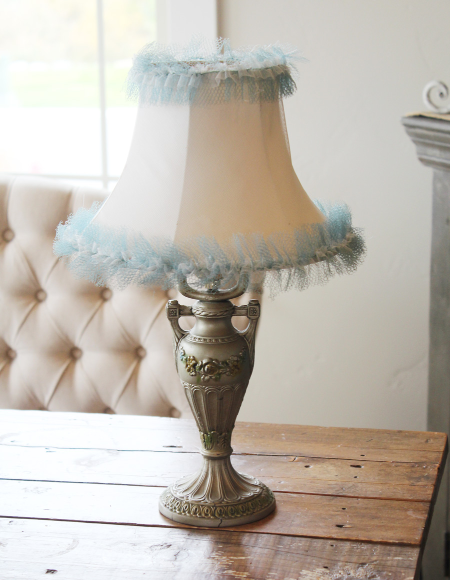 Antique Cast Iron Barbola Urn Lamp & Shade-French, Lighting, Vintage, Wall Sconce, Crystal, Gilt, Farmhouse, Farm, House, Décor, lamp, shade, paris flea market, paris, hotel, boutique