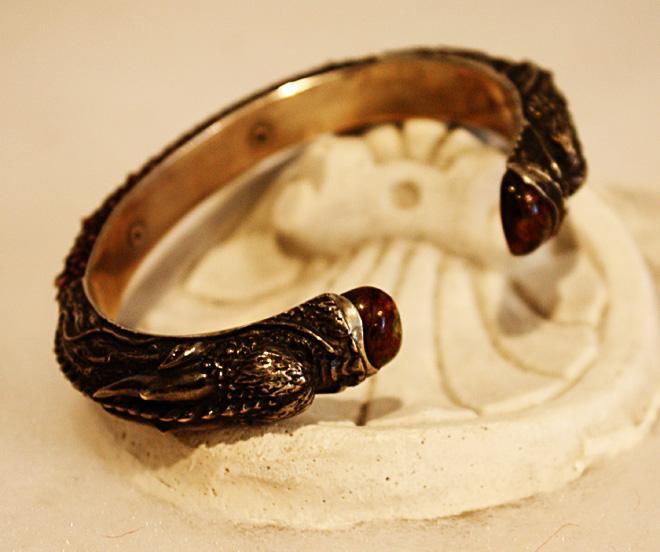 Dragon Mens Bracelet Incredible-