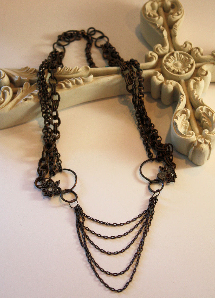 Chain Metal Chic-
