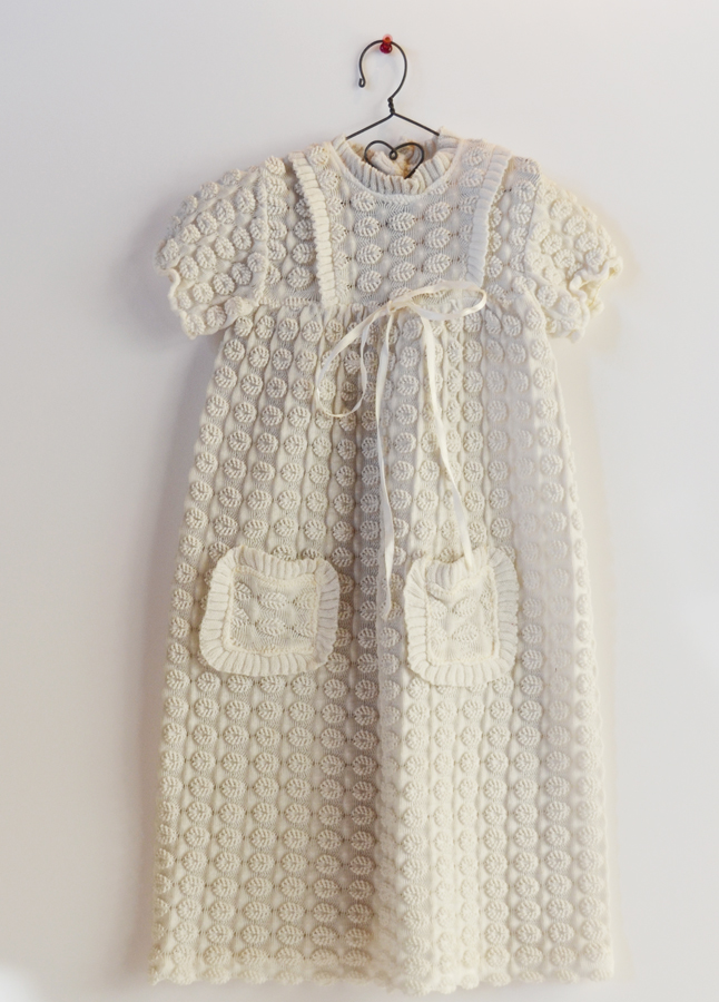 French Antique Baby Christening/Blessing Dress-