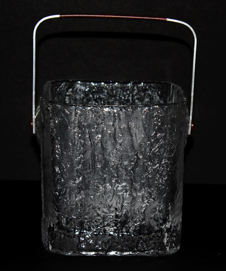 Vintage Barware Ice Bucket 1940s-