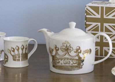 Kings Road -CrownTeapot-